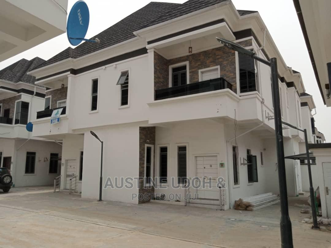 Brand New 4 Bedroom Semi-Detached Duplex for Sale at Lekki