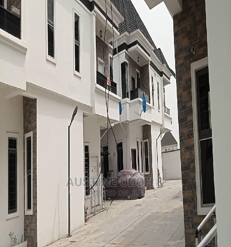 Brand New 4 Bedroom Semi-Detached Duplex for Sale at Lekki | Houses & Apartments For Sale for sale in Lekki Phase 2, Lekki, Nigeria