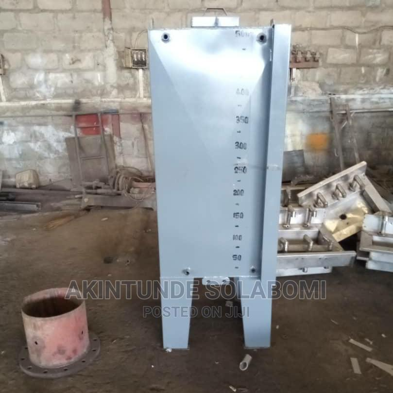 Diesel Tank (500 Litres)   Manufacturing Services for sale in Ikotun/Igando, Lagos State, Nigeria