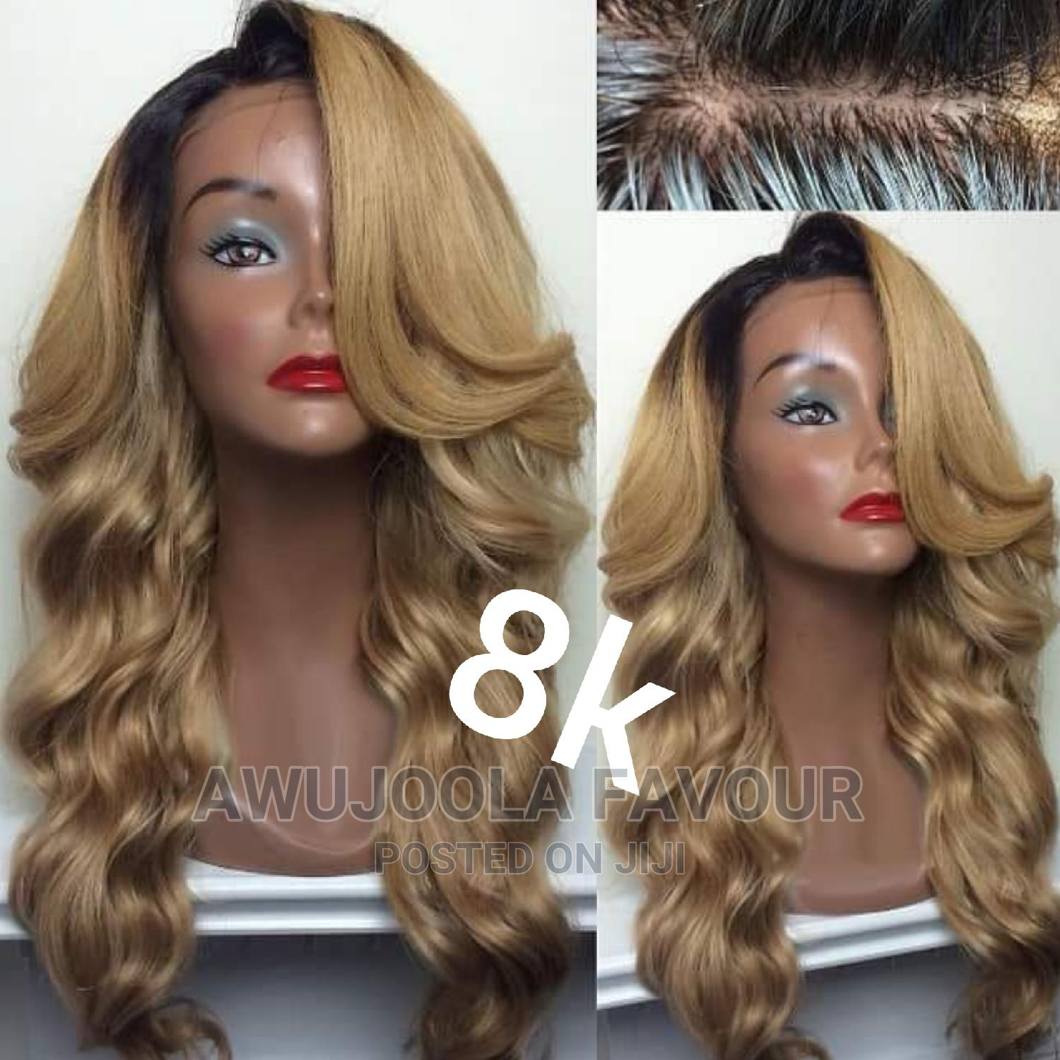 Affordable Shimmer Wigs Both Human Hair and Synthetic
