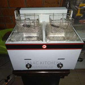 Deep Fryer Double Basket | Restaurant & Catering Equipment for sale in Lagos State, Ojo