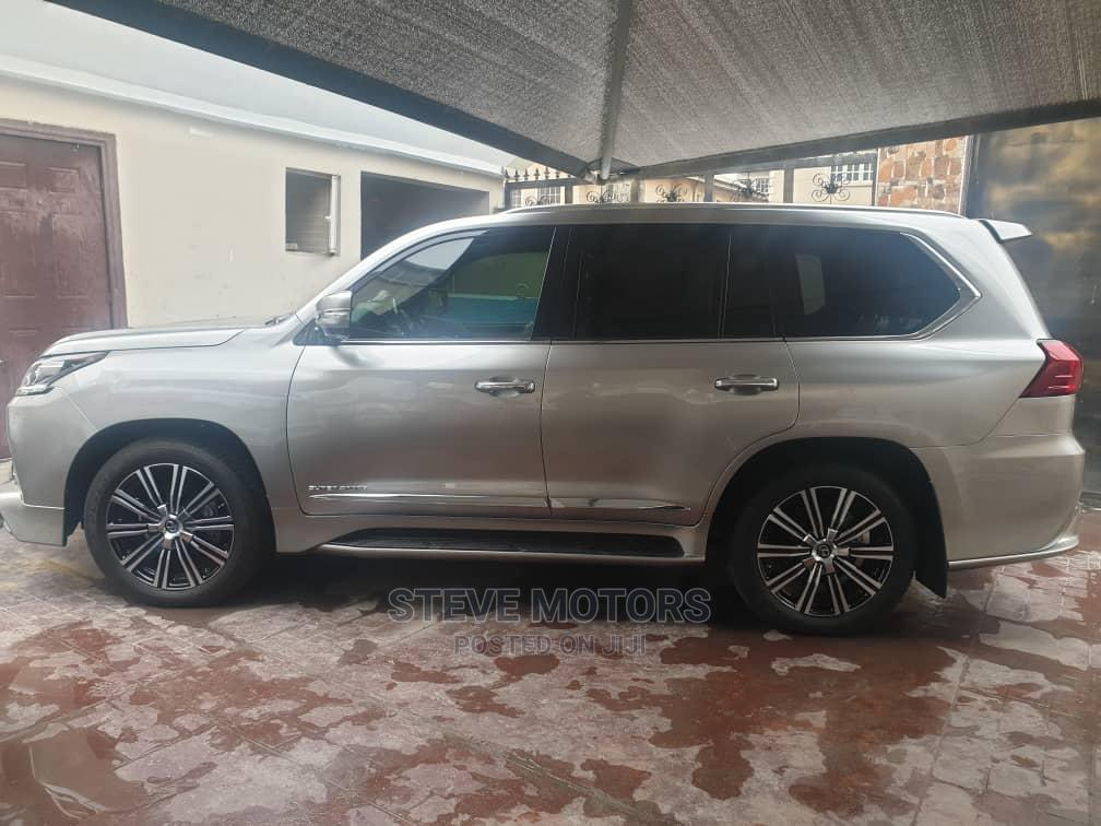 Lexus LX 2020 Beige | Cars for sale in Isolo, Lagos State, Nigeria
