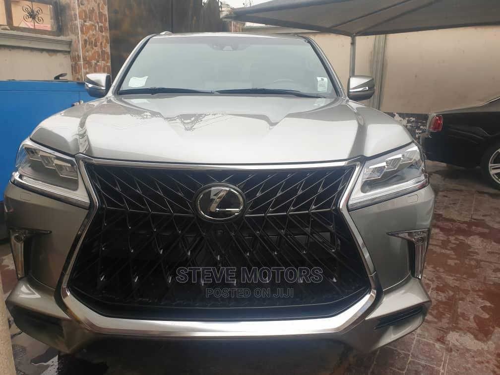 Lexus LX 2020 Beige