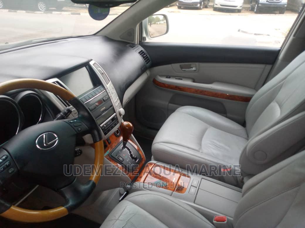 Lexus RX 2005 330 Silver