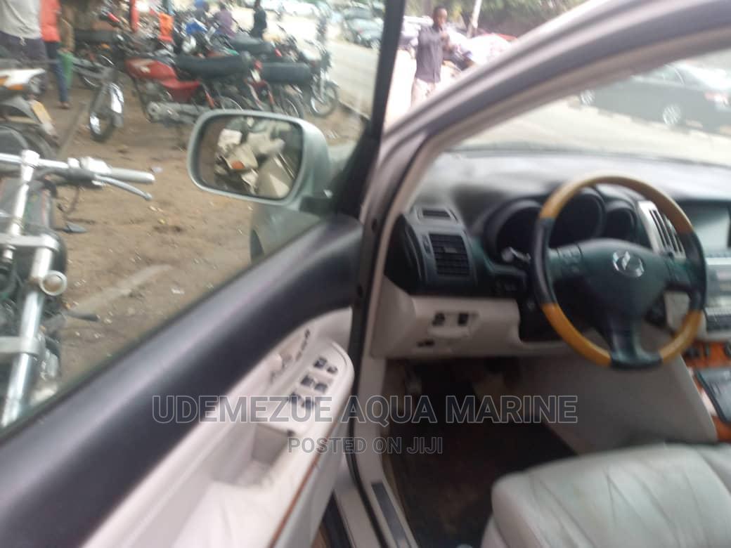 Lexus RX 2005 330 Silver | Cars for sale in Amuwo-Odofin, Lagos State, Nigeria