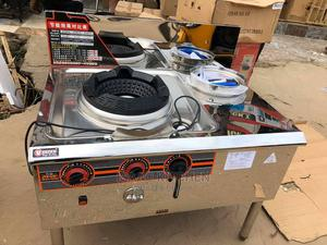 Double Chinese Burner | Restaurant & Catering Equipment for sale in Lagos State, Ojo