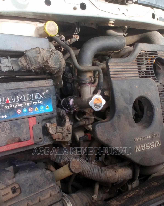 Archive: Nissan Juke 2010 Silver