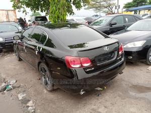 Lexus GS 2008 Black | Cars for sale in Lagos State, Amuwo-Odofin