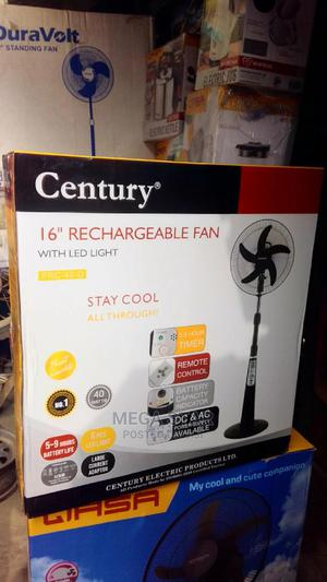 """Rechargerable Fan 16""""   Home Appliances for sale in Lagos State, Ojo"""