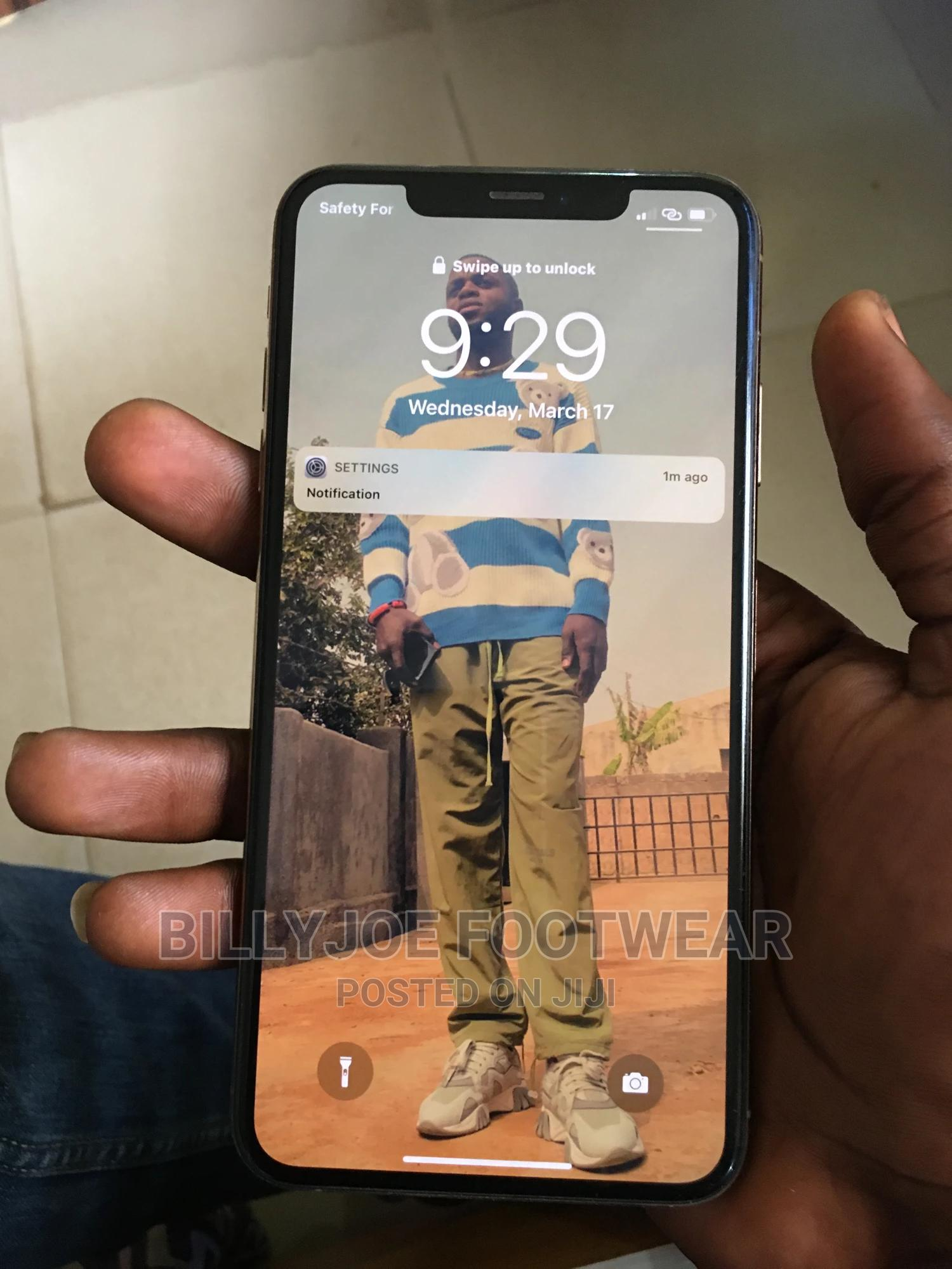 Apple iPhone XS Max 512 GB Gold | Mobile Phones for sale in Ilorin West, Kwara State, Nigeria