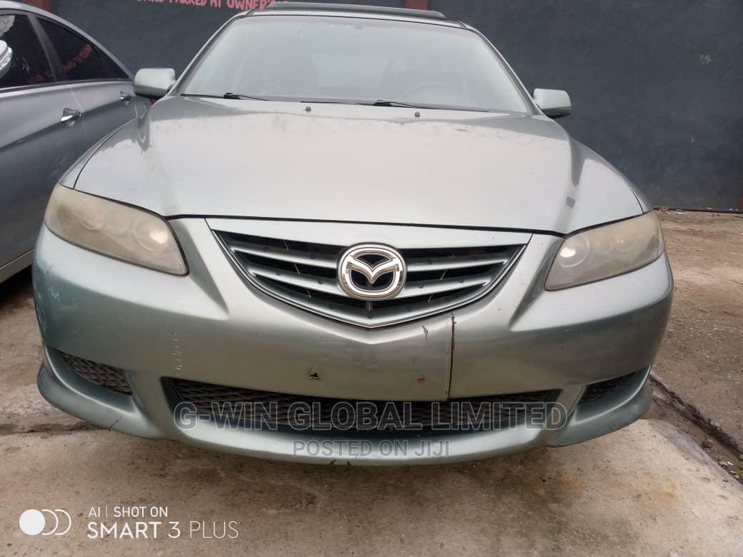 Mazda 6 2004 1.8 Comfort Gray