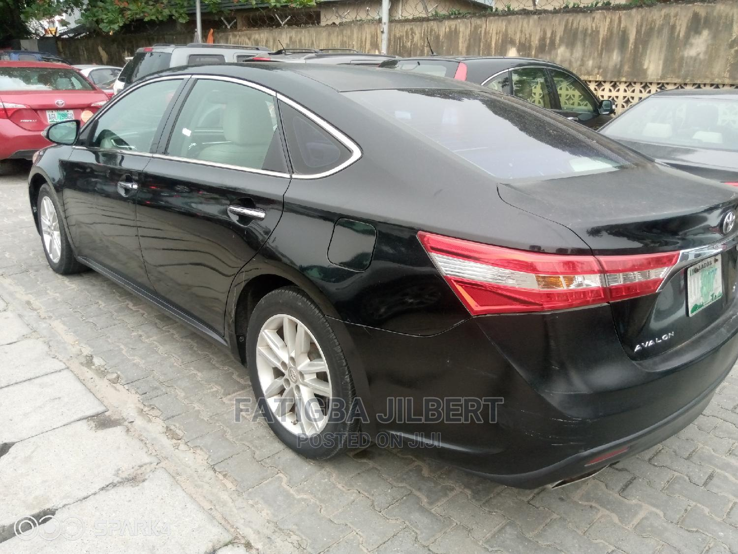 Toyota Avalon 2014 Black | Cars for sale in Victoria Island, Lagos State, Nigeria
