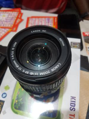 Canon Zoom Lens Ef 17-85mm | Accessories & Supplies for Electronics for sale in Lagos State, Ikeja