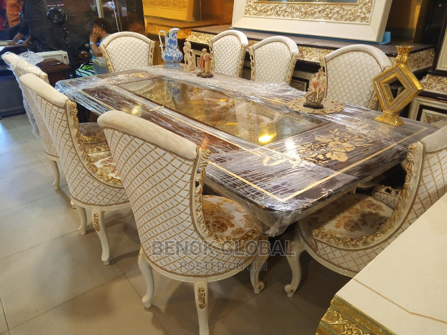 Classic Royal Wooden Dinning