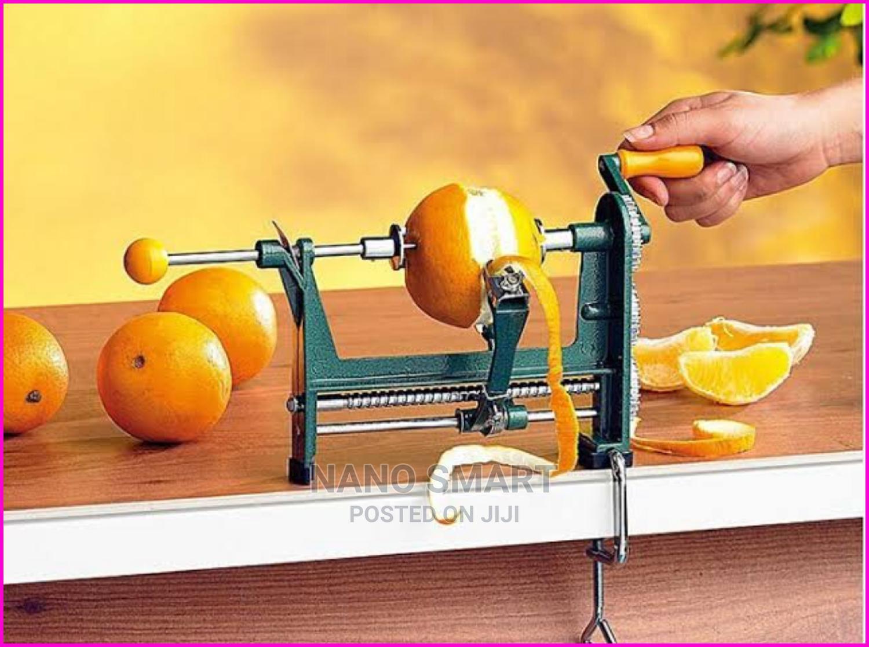 Orange Peeler