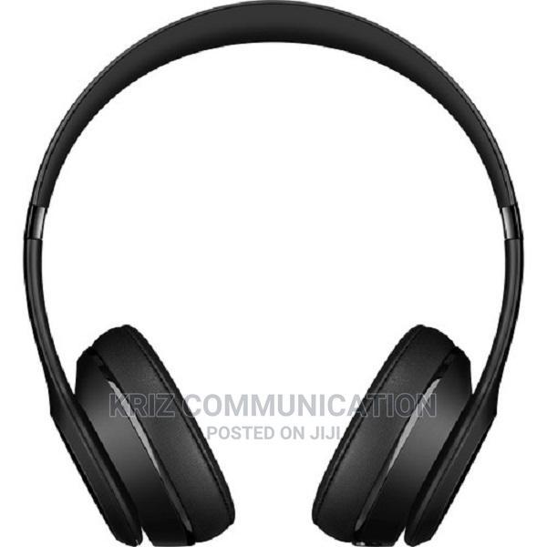 Beats Solo3 Wireless On-ear Headphones -black