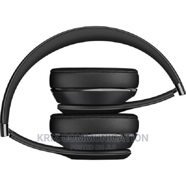 Beats Solo3 Wireless On-ear Headphones -black | Headphones for sale in Ikeja, Lagos State, Nigeria