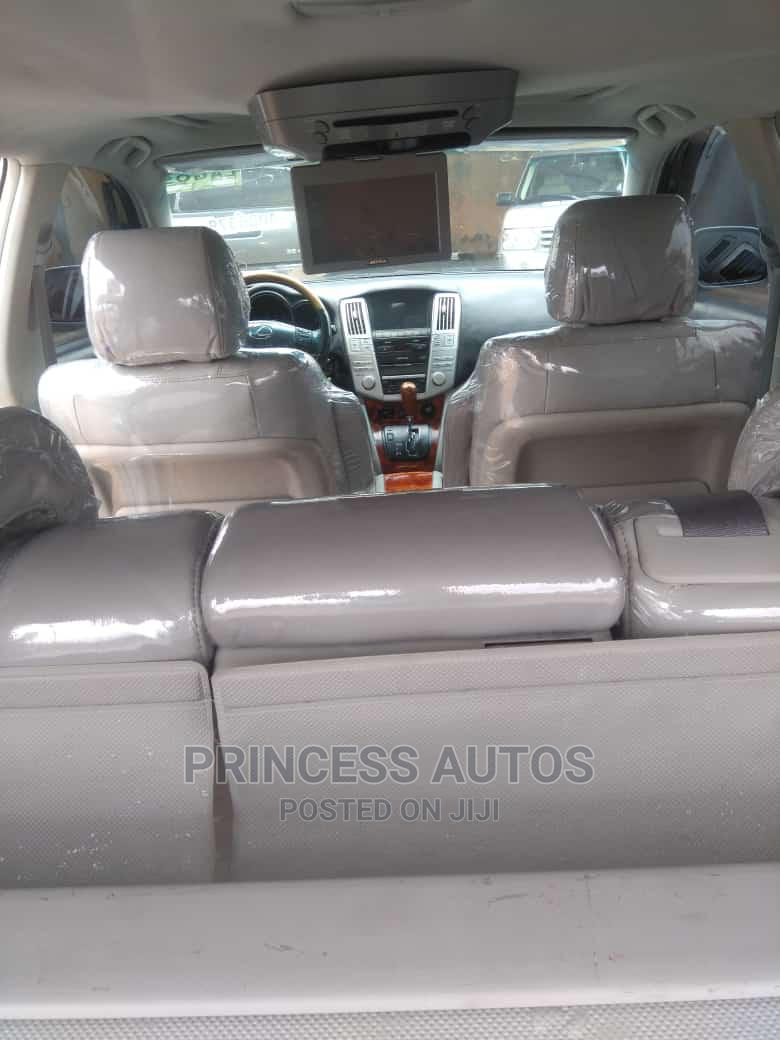 Lexus RX 2010 Silver | Cars for sale in Isolo, Lagos State, Nigeria