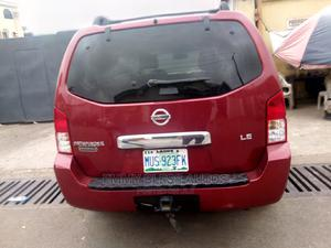 Nissan Pathfinder 2005 LE Red | Cars for sale in Lagos State, Ogba