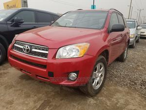 Toyota RAV4 2009 Limited 4x4 Red   Cars for sale in Lagos State, Ikeja
