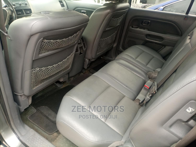 Archive: Honda Pilot 2007 EX-L 4x4 (3.5L 6cyl 5A) Gray