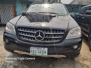 Mercedes-Benz M Class 2008 Black | Cars for sale in Rivers State, Obio-Akpor