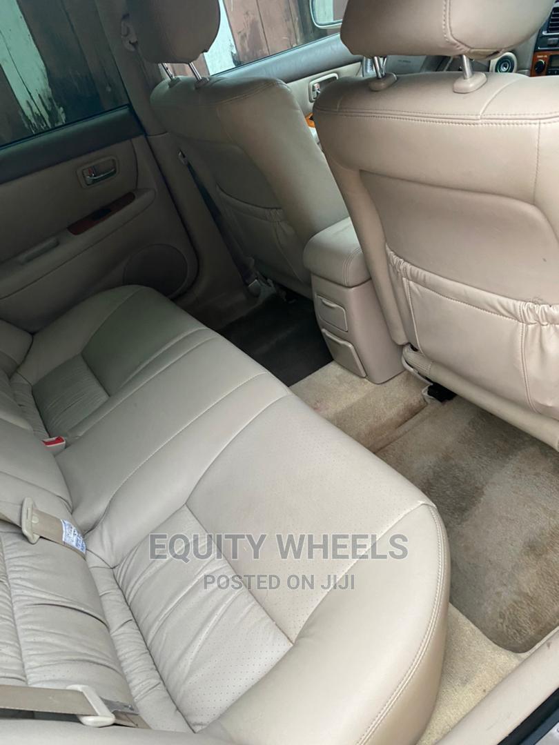 Lexus ES 2001 Gray | Cars for sale in Agege, Lagos State, Nigeria