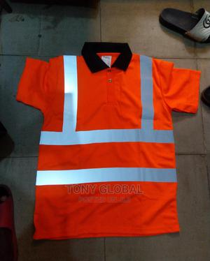 T Shirt Reflective Jacket (Polo) | Safetywear & Equipment for sale in Lagos State, Lagos Island (Eko)