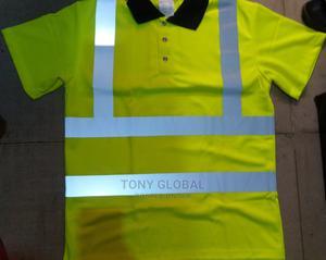 T Shirt Reflective Jacket (Polo)   Safetywear & Equipment for sale in Lagos State, Lagos Island (Eko)