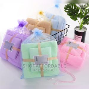 2 in 1 Gift Towel | Home Accessories for sale in Lagos State, Alimosho