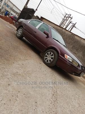 Toyota Camry 1999 Automatic Red   Cars for sale in Lagos State, Alimosho