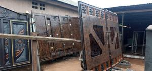 12ft by 8ft Channel Gate With Special Design for Sales   Doors for sale in Lagos State, Alimosho