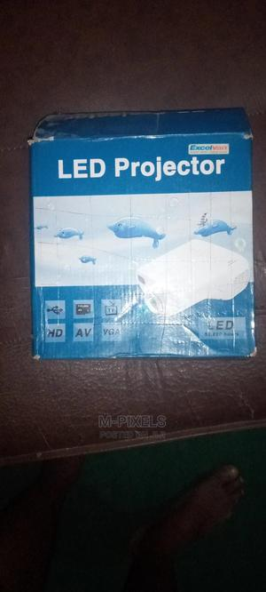 LED Mini Projector for Sale | TV & DVD Equipment for sale in Lagos State, Alimosho