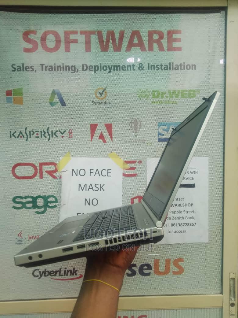 Archive: Laptop HP EliteBook 8460P 4GB Intel Core I5 HDD 320GB