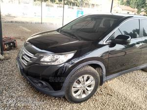 Honda CR-V 2013 EX 4dr SUV (2.4L 4cyl 5A) Black | Cars for sale in Abuja (FCT) State, Apo District