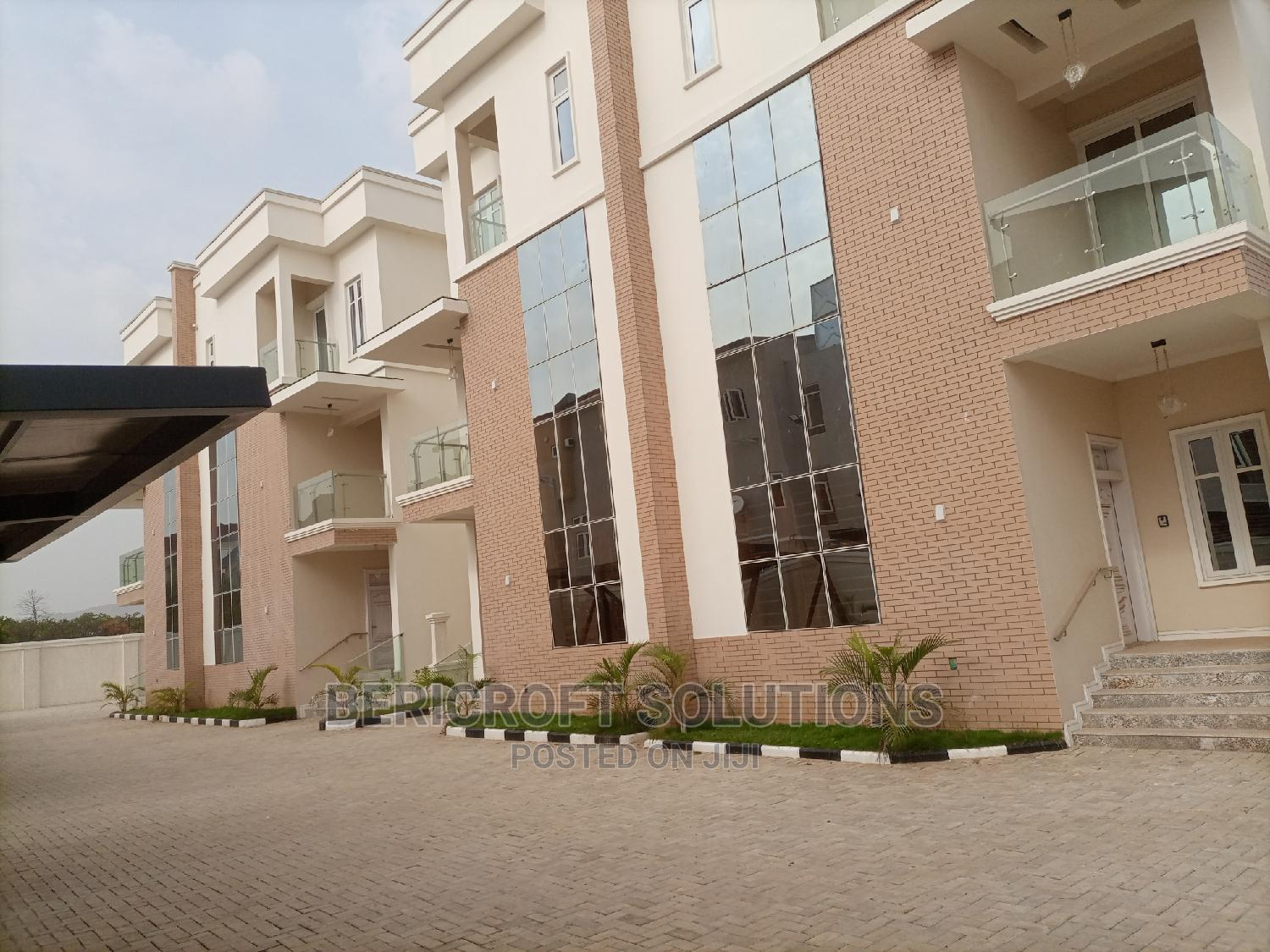 4 Units of 5 Bedroom Terrace Duplex for Sale in Mabushi