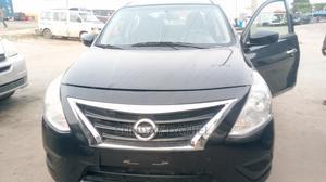 Nissan Versa 2016 1.6 S Black | Cars for sale in Lagos State, Amuwo-Odofin