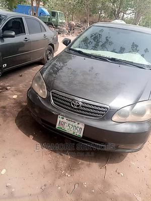 Toyota Corolla 2005 Sedan Gray   Cars for sale in Abuja (FCT) State, Gudu