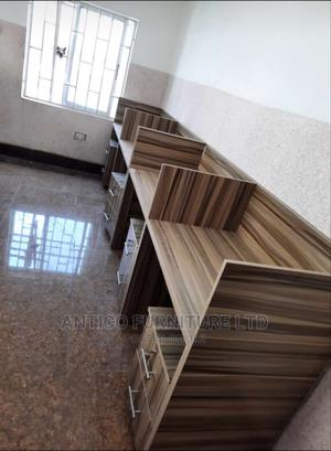 Quality 4 Seaters Workstation Table   Furniture for sale in Abuja (FCT) State, Central Business Dis