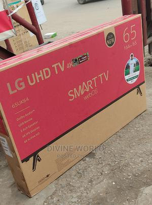 """2020mode LG 65""""Smart Uhd 4k High Definition Netflix You-Tube   TV & DVD Equipment for sale in Lagos State, Apapa"""