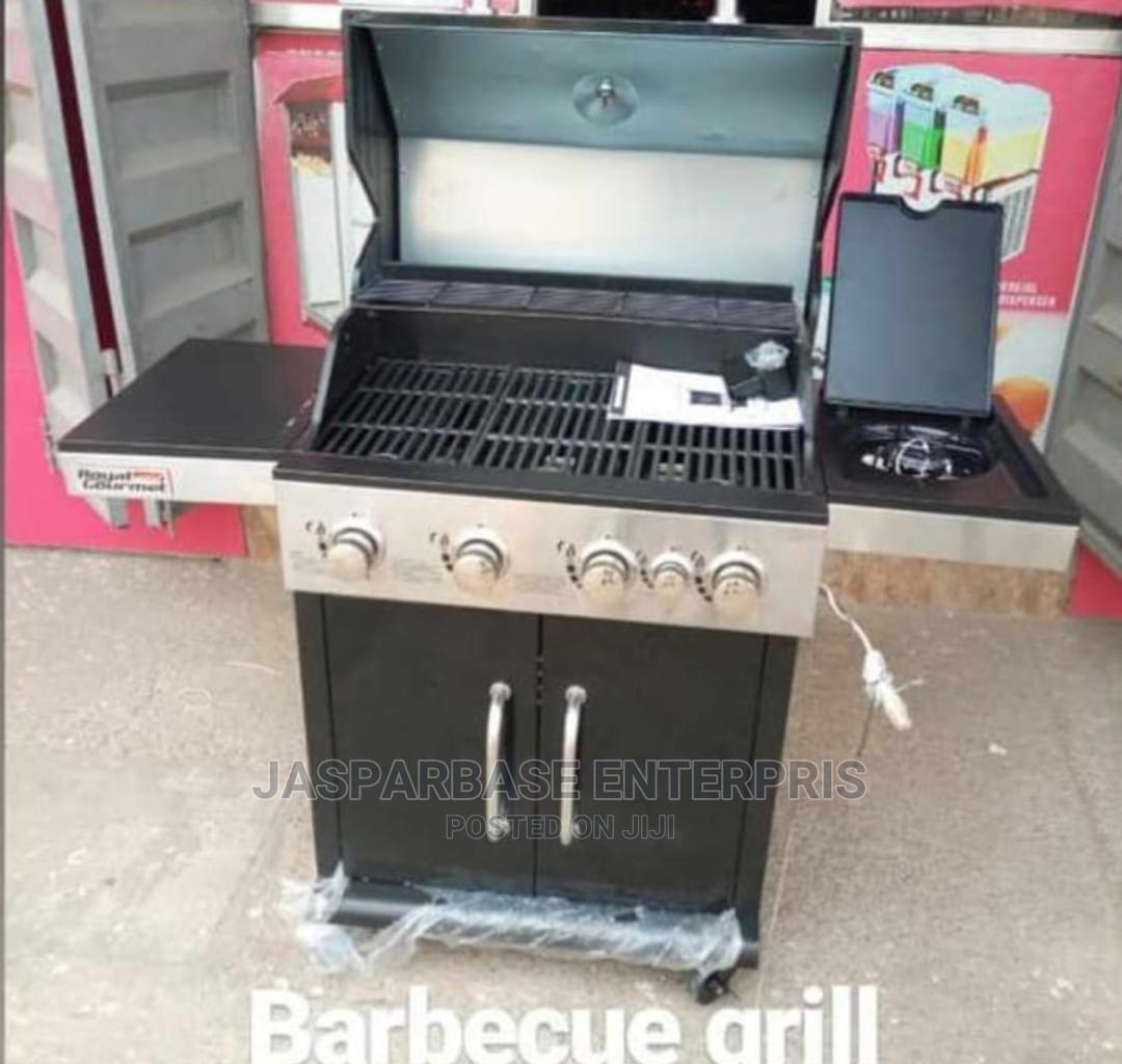 New BBQ Gas Grill