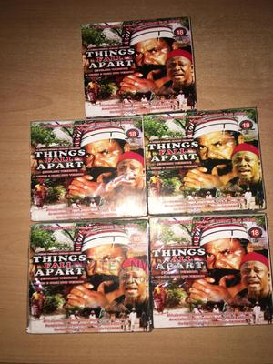 Things Fall Apart   CDs & DVDs for sale in Delta State, Oshimili South