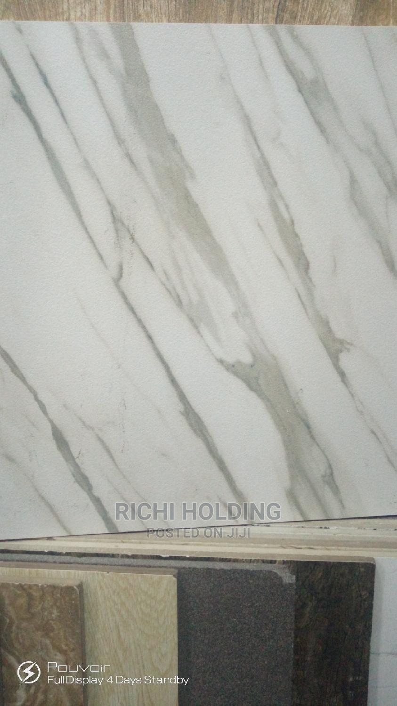 White Black Cdk Floor Tiles 40x40