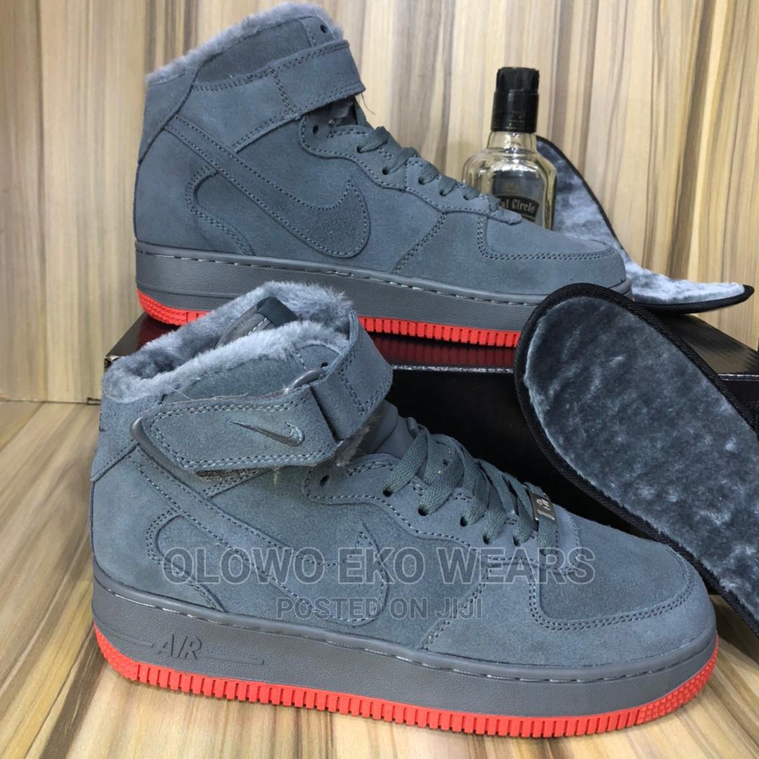 Nike Air Force 1 High Top Gary Colour