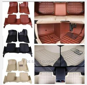 5d Car Floor Mats for Universal Car Use   Vehicle Parts & Accessories for sale in Lagos State, Ikoyi