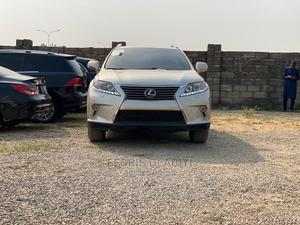 Lexus RX 2015 Gold | Cars for sale in Abuja (FCT) State, Garki 1