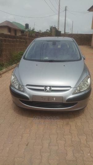 Peugeot 307 2008 1.6 Premium Gray   Cars for sale in Ogun State, Abeokuta South