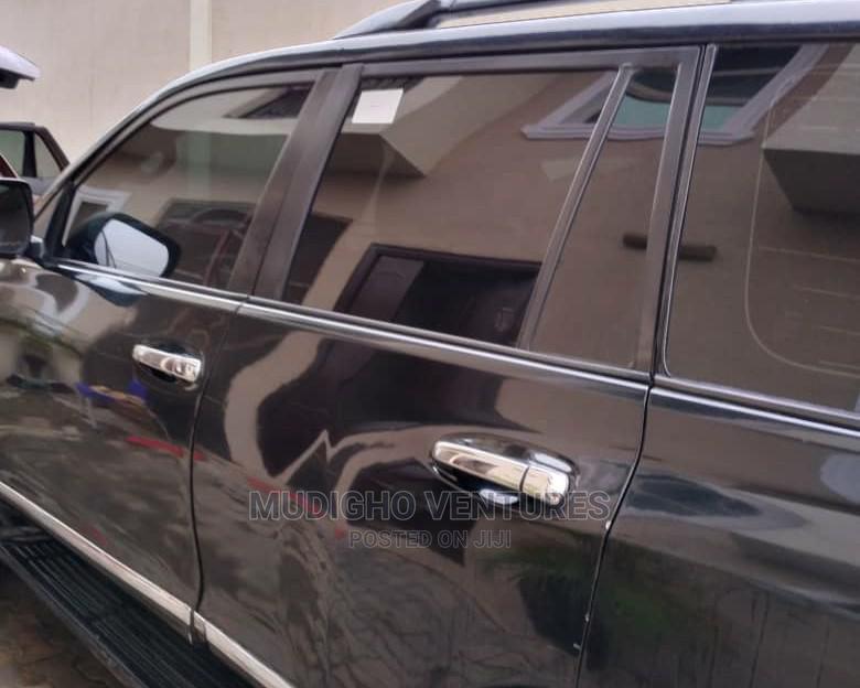 Archive: Toyota Land Cruiser Prado 2012 VX Black