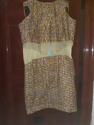 Coco Panel Dress 2021 Ankara Designs | Clothing for sale in Rivers State, Port-Harcourt