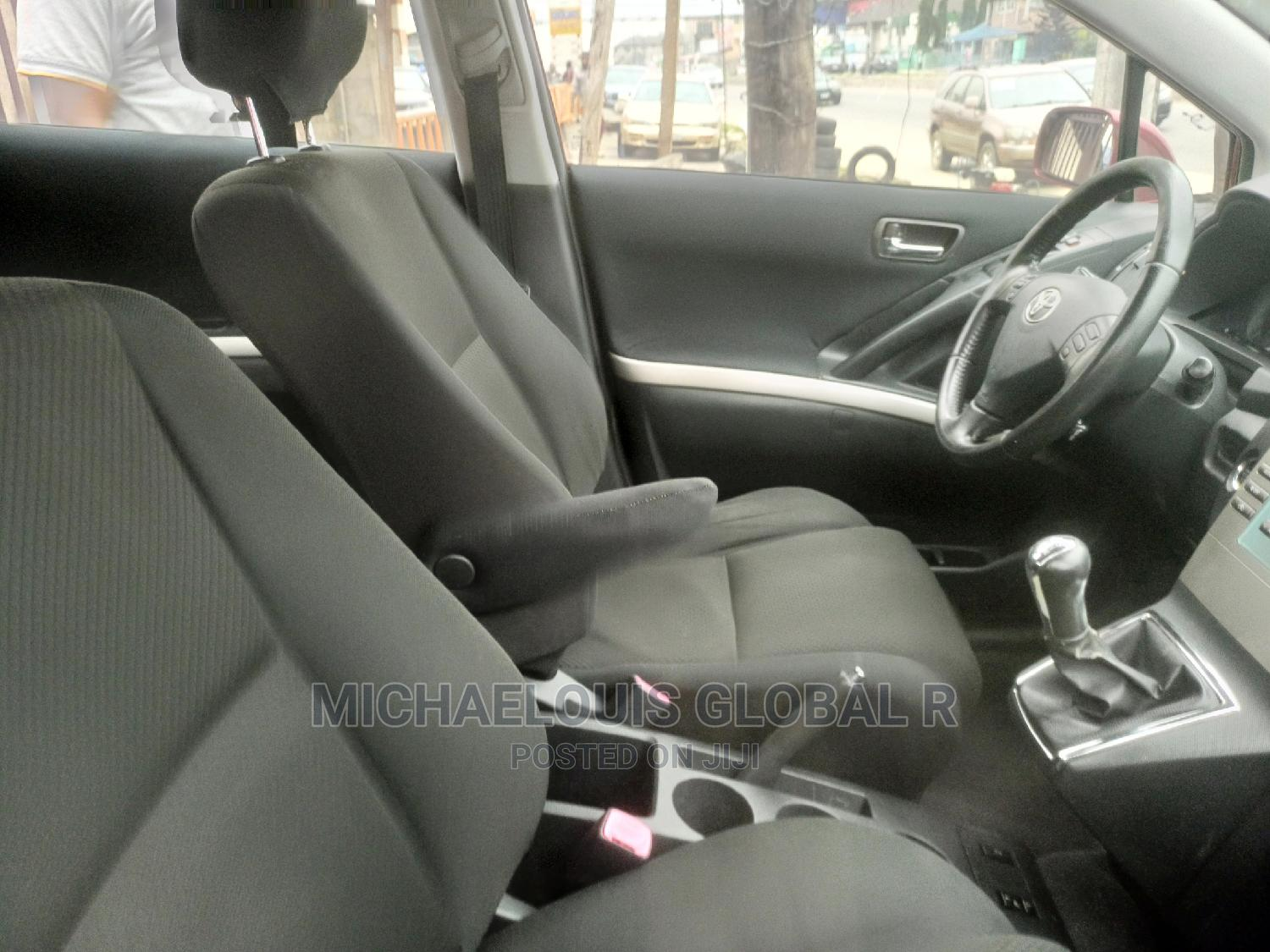 Toyota Corolla 2007 Red   Cars for sale in Port-Harcourt, Rivers State, Nigeria